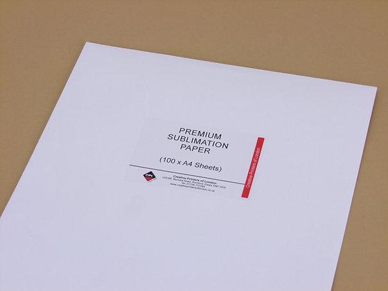 Premium Sublimation Paper