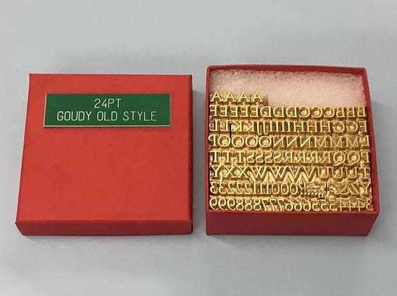 Brass Type