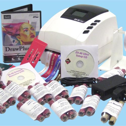 Ribbon printers ribbon printing machine ribbon printer foils zx 40 ultra ribbon printing machine reheart Image collections