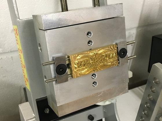 Hot Foil Die Holder, Lock-A-Block