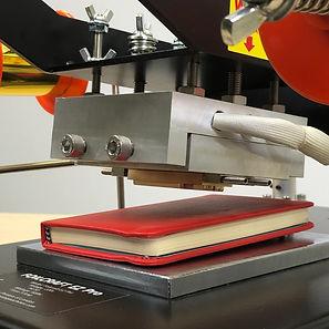 Notebook-Personalisation-Machine