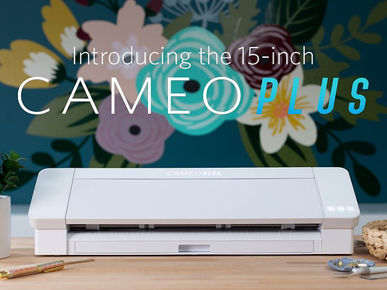Silhouette Cameo 4 PLUS - Clearance Machine