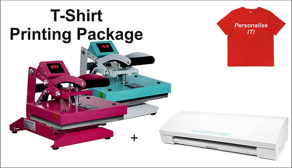 T-Shirt Printing Package - Cameo