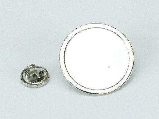 Round Lapel Badge (25mm)