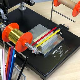 Pencil-Printing-Machine