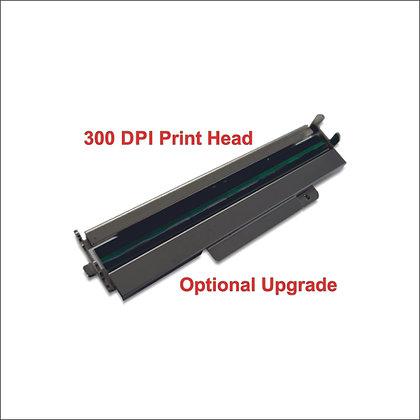 300 DPI Print Head Upgrade