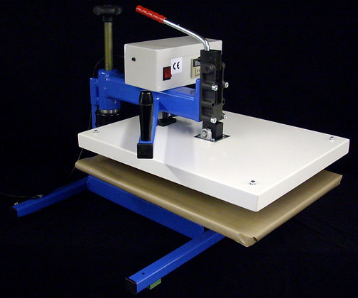British Made Swingaway Heat Press