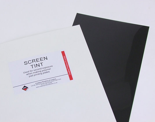 Screen Tint for Pad Printing
