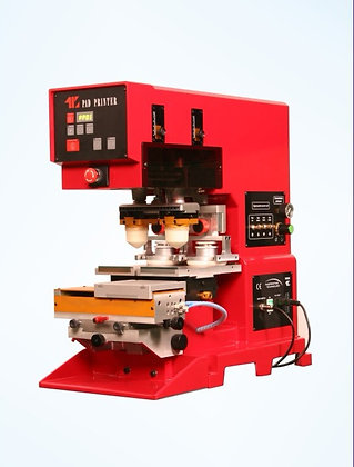 w Colour Semi-Automatic Pad Printer