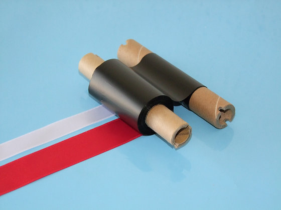 55mm Wide Metallic Ribbon Printing Foils