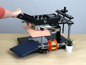 British-Hot-Foil-Stamping-Machine