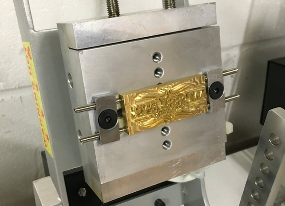 Die Holding Block for Hot Foil Stamping Machine