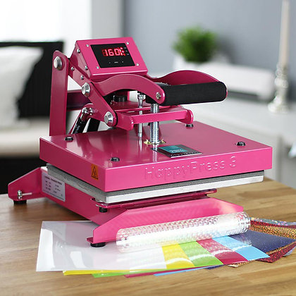Happy Press 3 Heat Press - £274.17+VAT