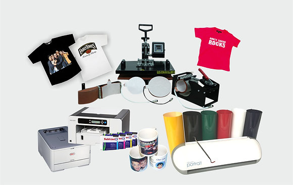 Heat Press Package 4