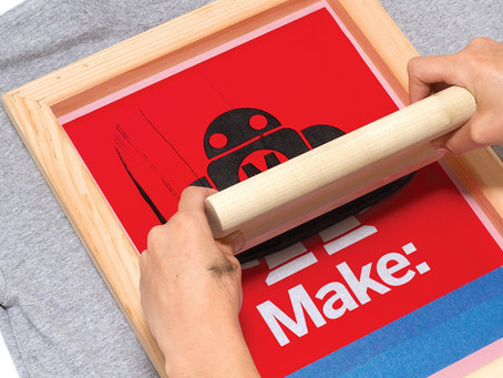 An easy way to Screen Print