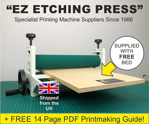 CPL EZ Etch Press - Packages Now Available!