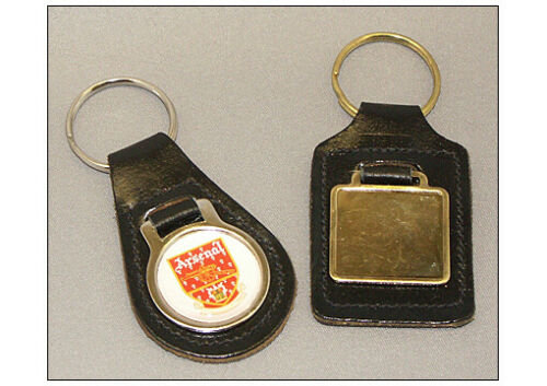 Bonded Leather Key Fobs