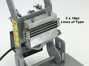 British-Design-Foil-Machine