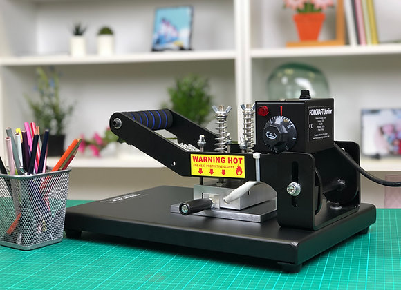 Foilcraft Jnr Initials Printing Kit 3