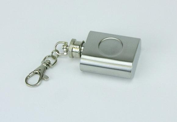 Mini Hipflask Key Chain