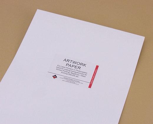 Transparency Artwork Paper