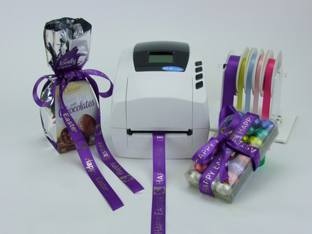 Add a personal touch with our ZX-40 Ultra Ribbon Printer!