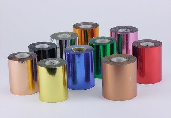 Metallic Foils for Hot Foil Stamping