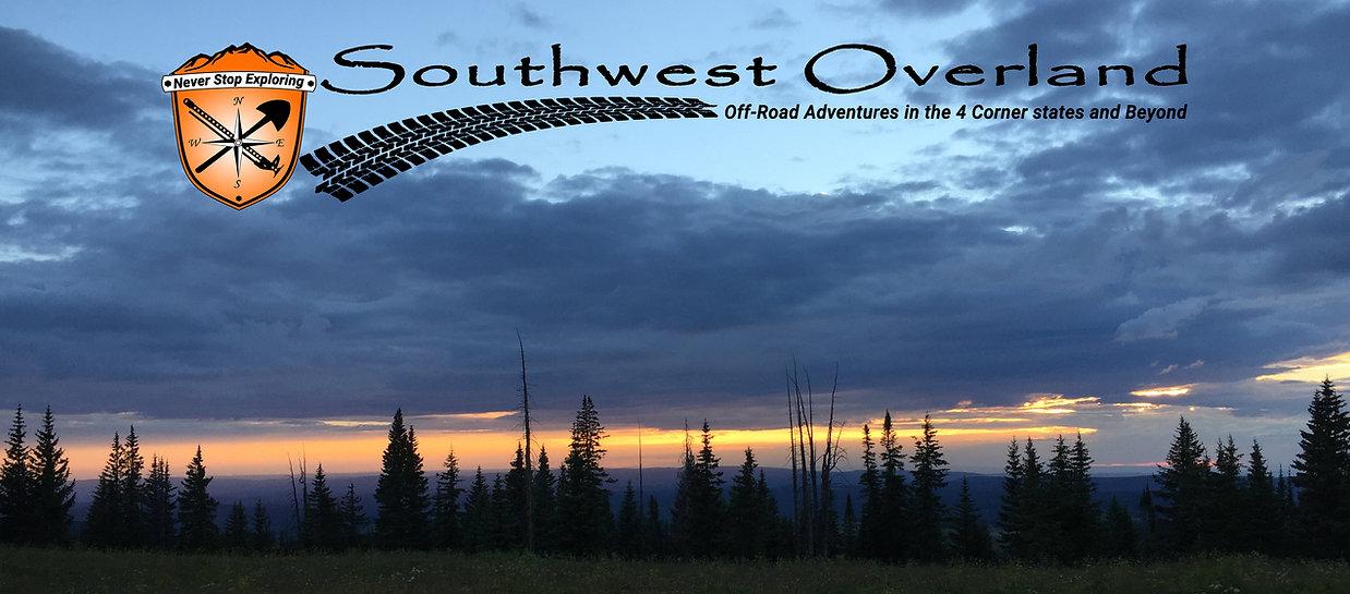 Southwest Overland Banner Logo