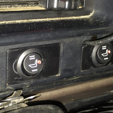 Heated Seat Switches