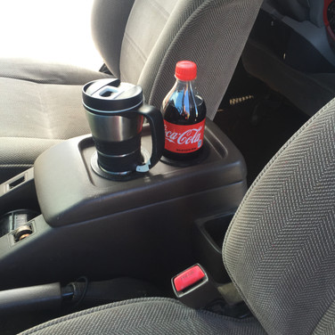More Cup Holders!