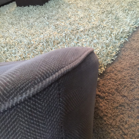 Seat cushion repair 2