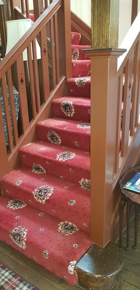 Bottom of Main House Staircase.JPG