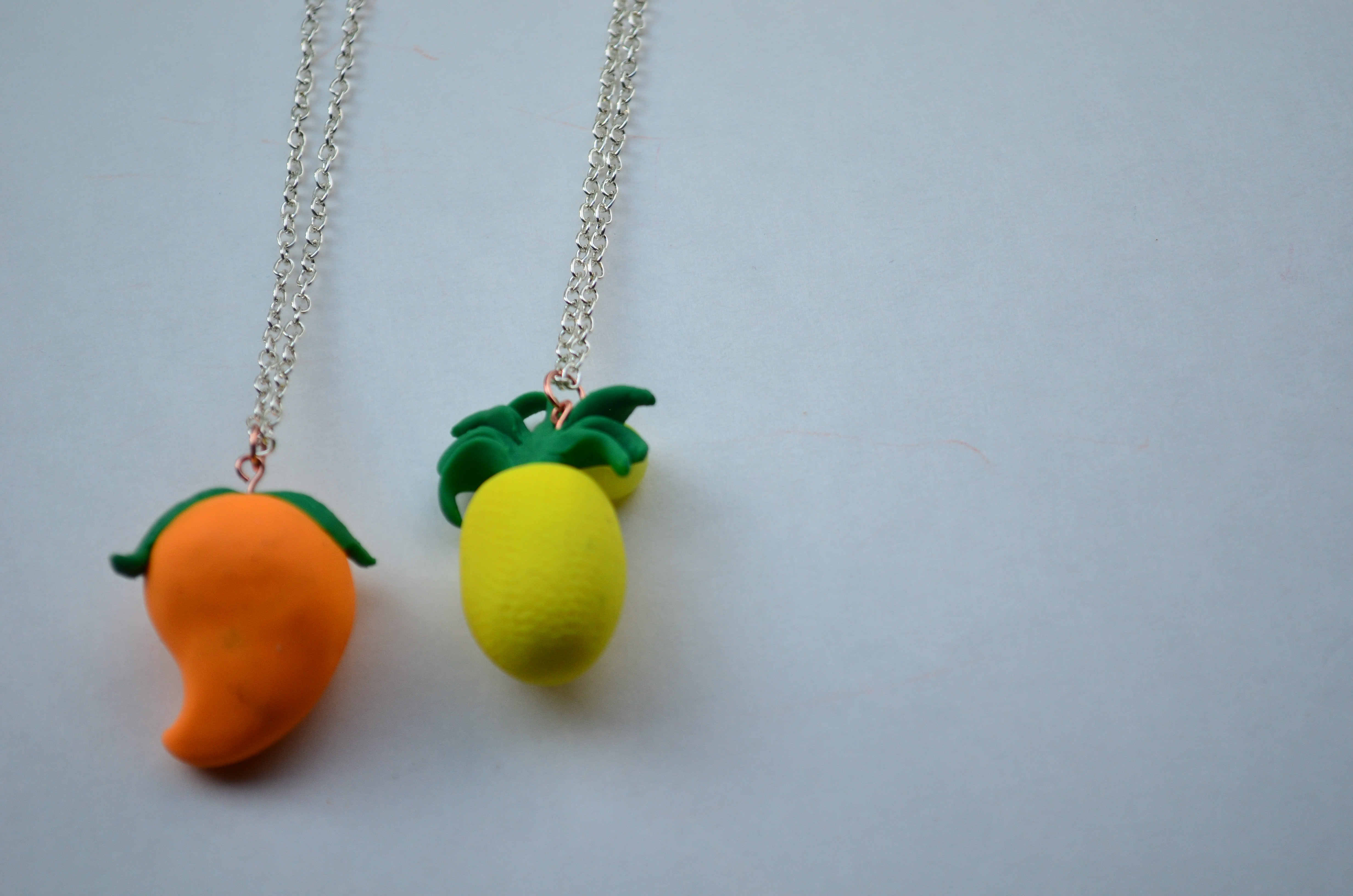 Fruit Pendants