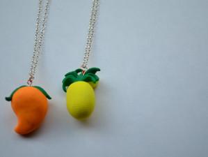 Fruit Pendant