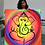 Thumbnail: Abstract Ganesha Painting 90*90cms