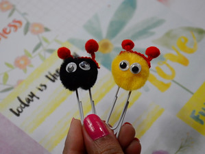 Cute & Easy Bookmarks