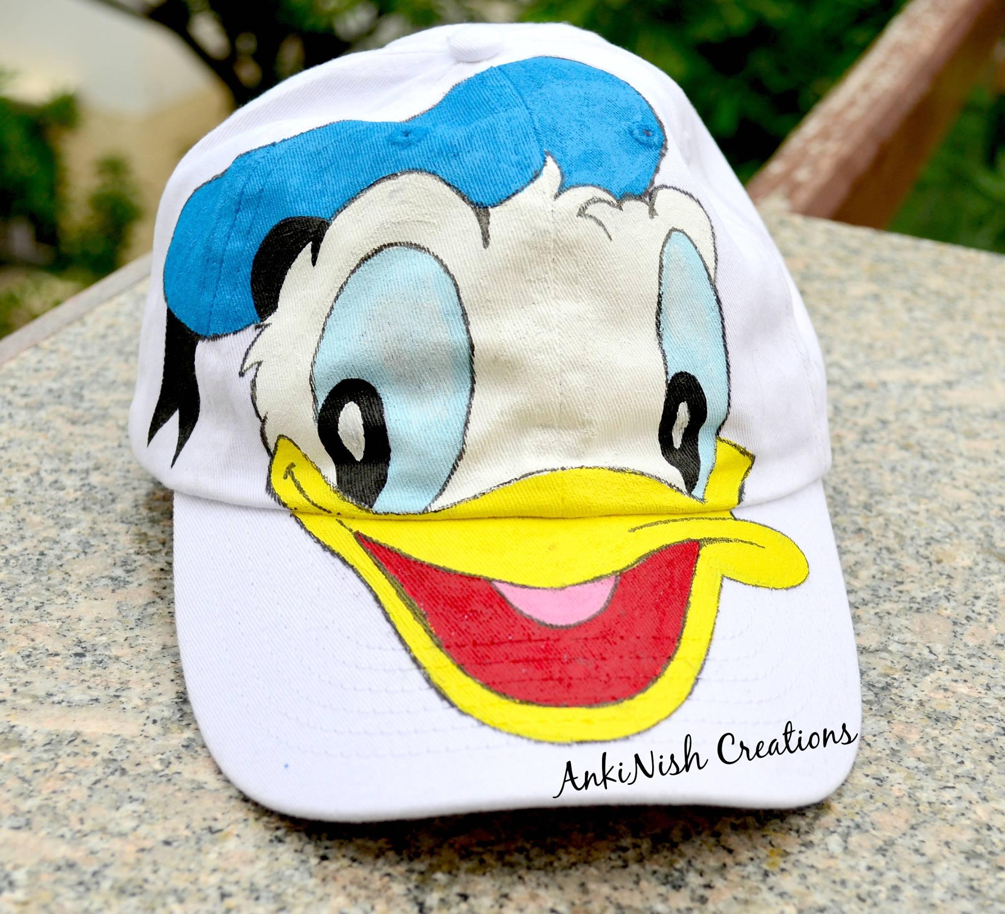 Donald Cap