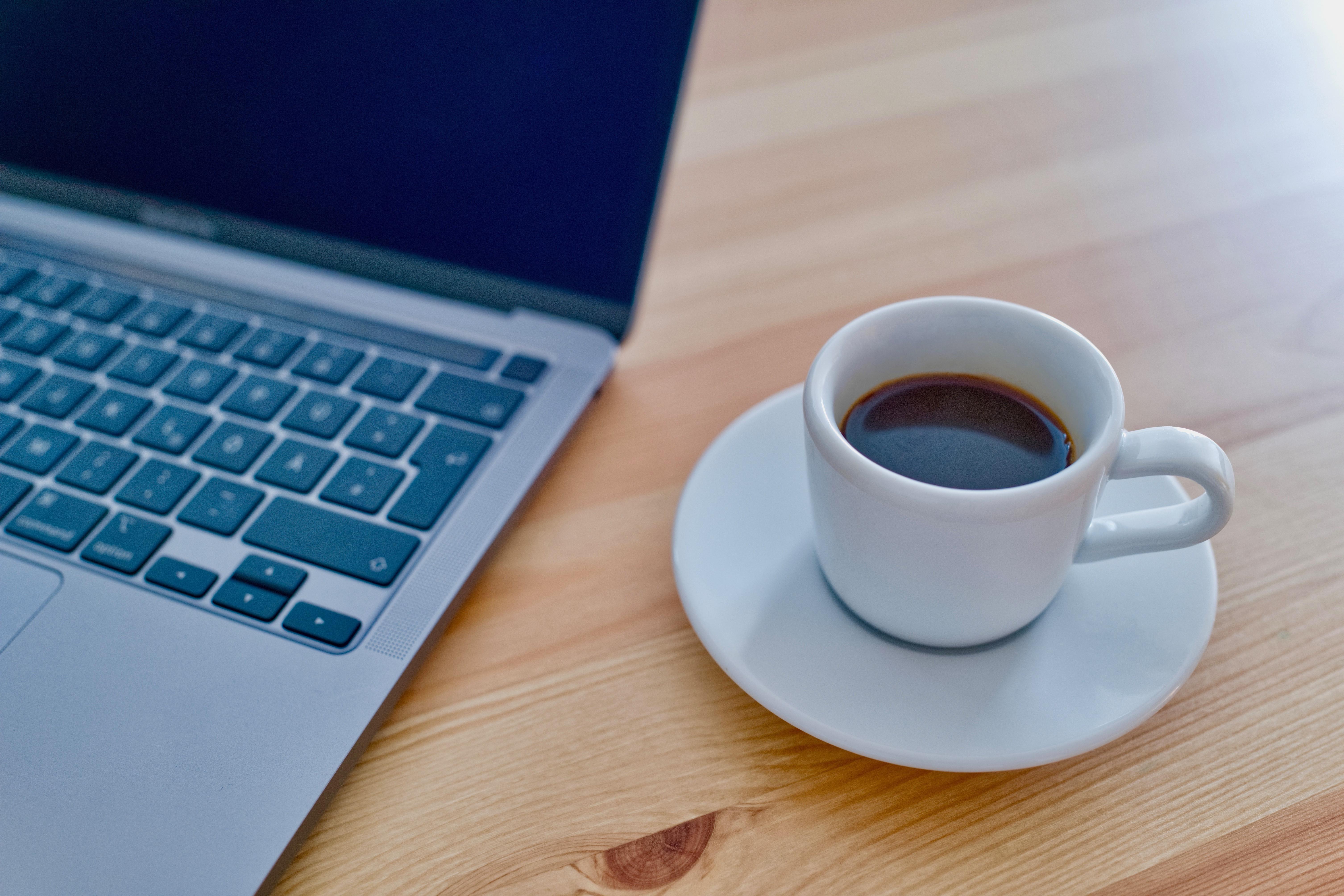 »Virtual Coffee« - Meeting