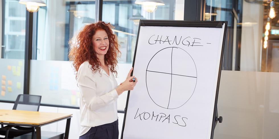 Reorganisationen begleiten - Agilität aufbauen | Vortrag in HH
