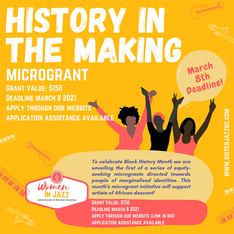 History in the Making Microgrant 2021 (1