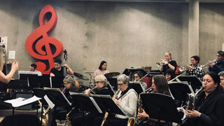 Instruments of Change: Sister Jazz Orchestra makes its debut