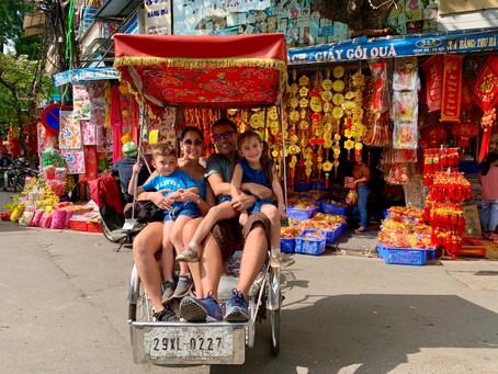 Nuestro recorrido por Hanói, la enérgica capital de Vietnam