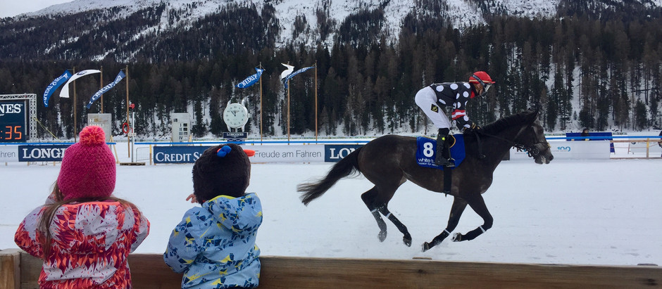 White Turf: la fiesta del lago helado de St. Moritz