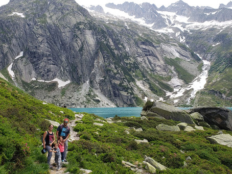 Gelmersee, un destino para aventureros