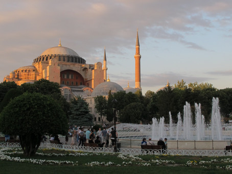 Estambul, un viaje entre dos mundos