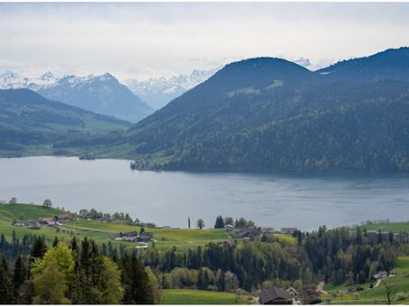 Mis 4 senderos favoritos desde Raten, Suiza