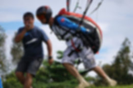香港滑翔傘