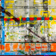 FREE SPIRIT - 32 X 60 (TWO PANELED) - SOLD