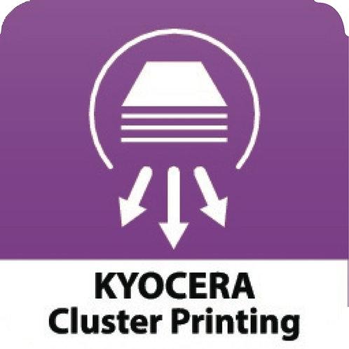 Kyocera Cluster Printing