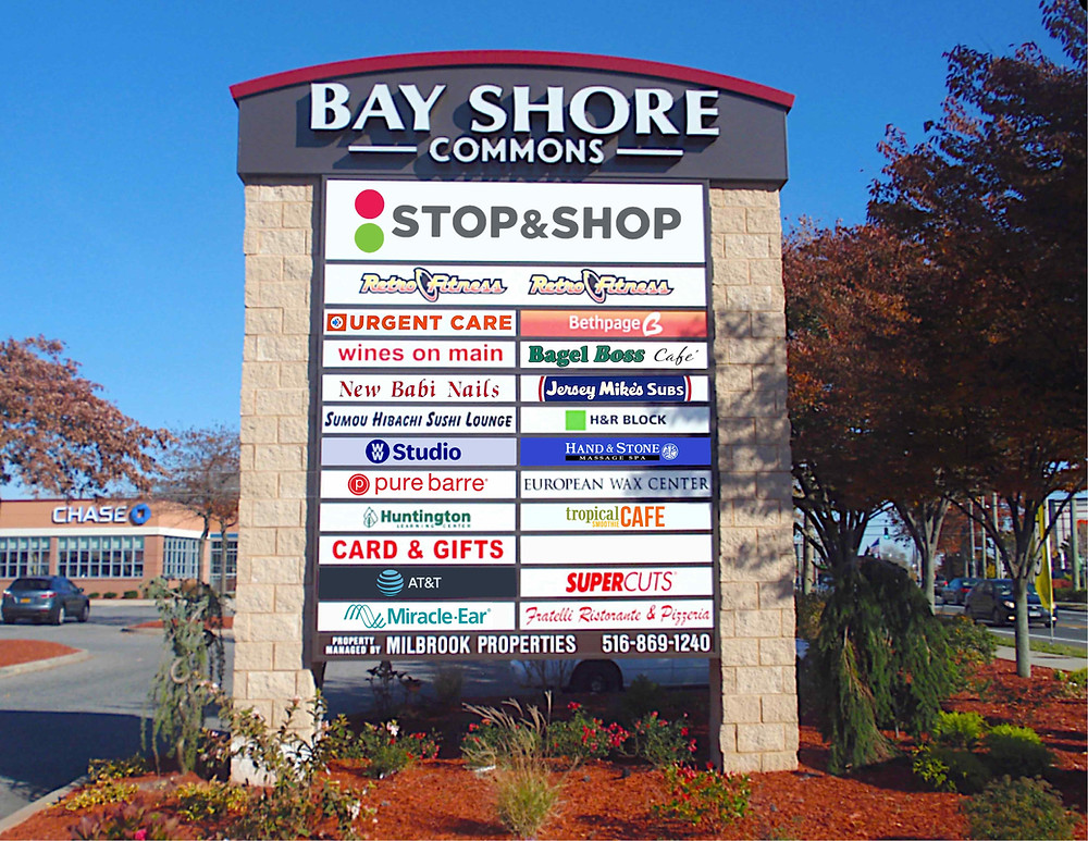 Commercial Retail Space Available - Milbrook Properties - New Jersey